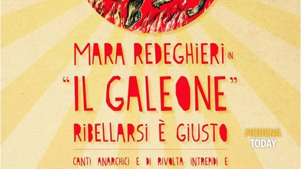"""Live on the tower"", Mara Redeghieri a Montefiorino"