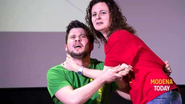 royal rumble, spettacolo di improvvisazione teatrale-2