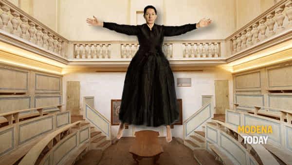 Arte. Marina Abramović / Estasi al Teatro Anatomico di Modena