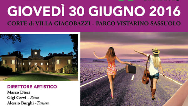 "Donne ""on the road"" a Villa Giacobazzi"