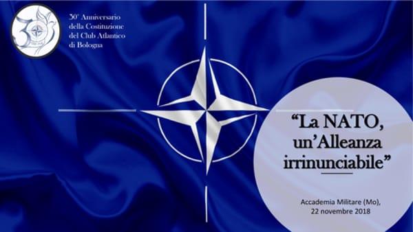 I 30 anni del Club Altantico di Bologna all'Accademia Militare di Modena