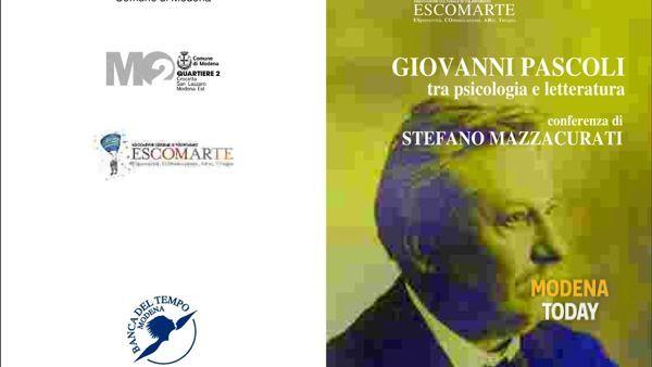 """""""Giovanni Pascoli, tra psicologia e letteratura"""", conferenza del prof. Mazzacurati"""
