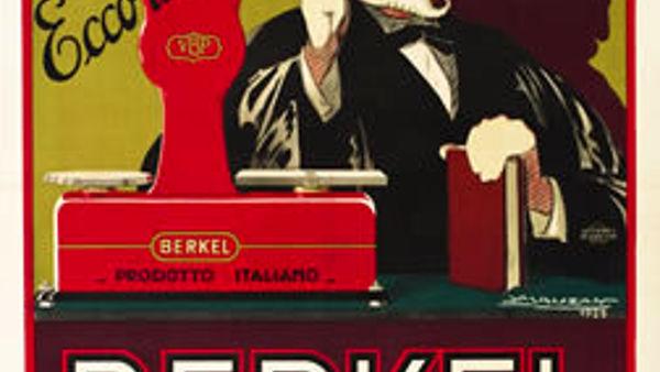 Doppia inaugurazione al Museo della Bilancia, la mostra della donazione Huller e il manifesto Berkel