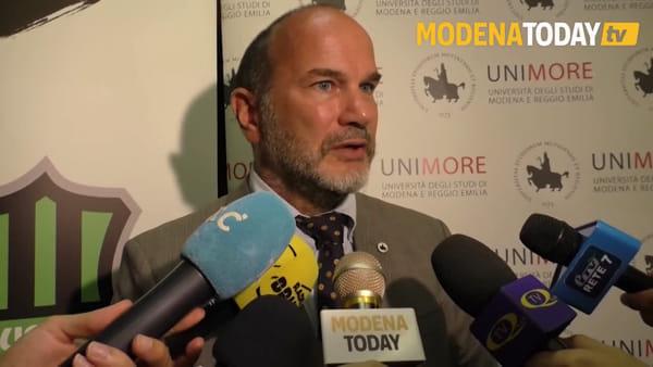 UniMoRe e Sassuolo Calcio uniti in un progetto comune - IL VIDEO