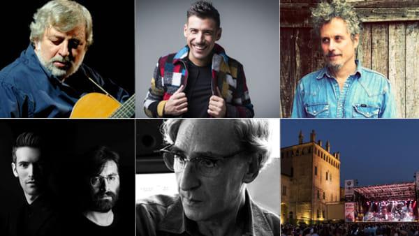 Carpi Summer Fest, una settimana di grande musica in piazza