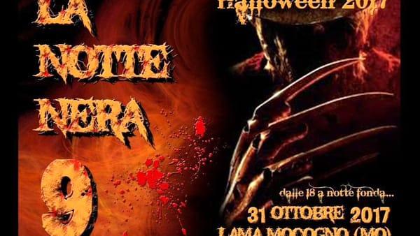 "Halloween, a Lama Mocogno torna ""La notte nera"""