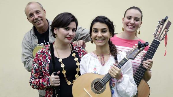 """Choro das 3, dal Brasile all'Italia per la rassegna modenese """"Protagonista il Mandolino"""""""