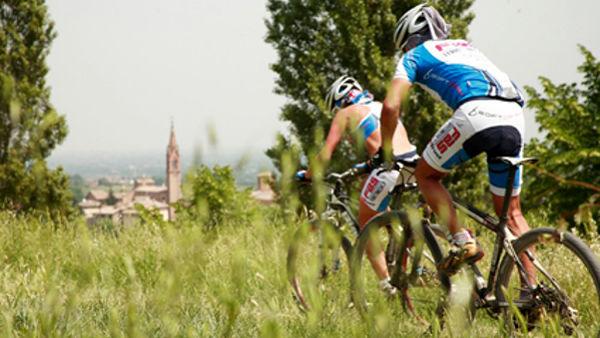 Graspalonga 2015, in bicicletta sulle colline di Castelvetro