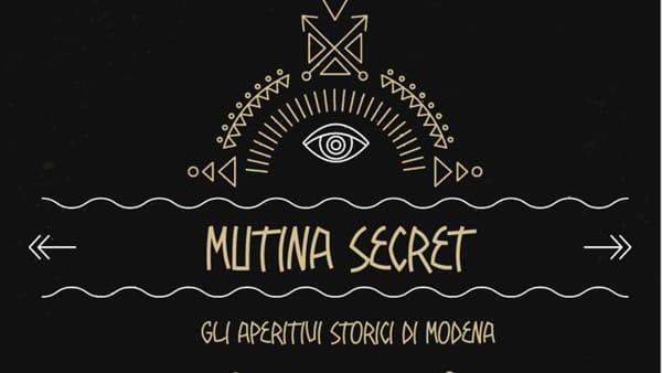 Mutina Secret. L'aperitivo storico nelle antiche vie di Modena