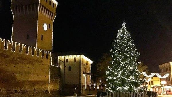 Formigine, Mercanti al Castello: quest'anno speciale location per la tradizionale anteprima natalizia