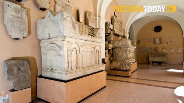 Le meraviglie nascoste del Palazzo dei Musei di Modena