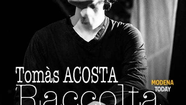 """Al Teatro Cantelli in scena """"Raccolta di attimi"""" con Tomàs Acosta"""