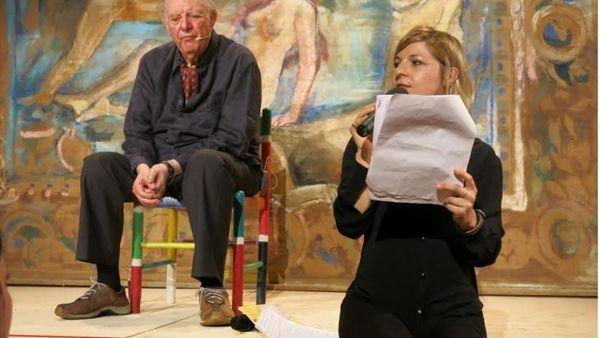 Modena, al Cajka in scena anima e arte di Franca Rame