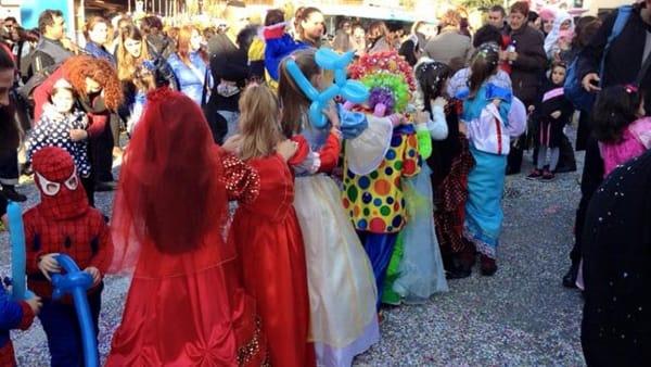 Solignano di Castelvetro, tutto il paese è in festa per il 39° Carnevale dei Ragazzi