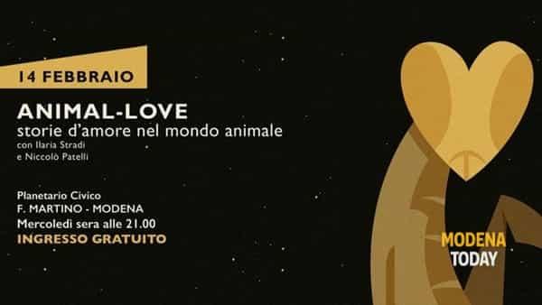 """Scienza a più voci 2018, al Planetario c'è """"Animal-love"""""""