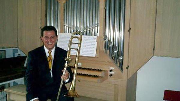 """""""Modena organ festival"""",organo e trombone nella chiesa di S. Barnaba"""