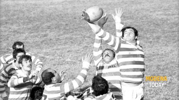 Modena Rugby 1965 in mostra per i primi 50 anni della sua storia