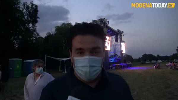 VIDEO | Sold out la prima serata del Drive In di Maranello
