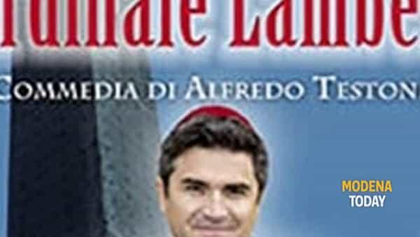 """Teatro, casting modenese per lo spettacolo """"Il Cardinale Lambertini"""""""