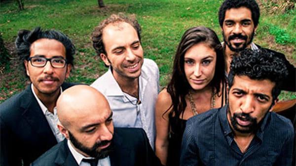 Gli Insolito Groove al Caffè Concerto di Piazza Grande