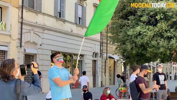 VIDEO | Scuola e covid: la destra studentesca contro il Ministro Azzolina