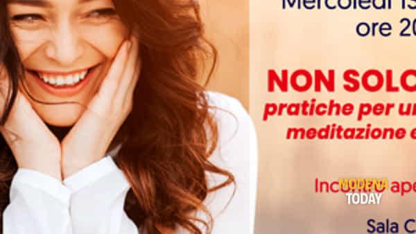 """""""Non solo stress: pratiche per una vita felice"""", incontro alla Polivalente G.Pini"""