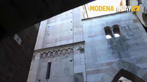 Perché il Duomo di Modena fu costruito sopra una necropoli romana