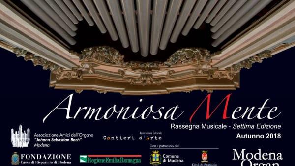 Sassuolo, la Chiesa di San Giuseppe diventa protagonista della rassegna musicale ArmoniosaMente