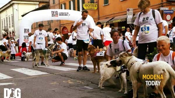 "A Fanano c'è la ""Dog City Run"", la camminata all'insegna del rapporto con il cane"