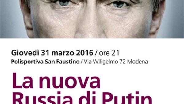 """""""Nostalgia dell'impero"""", Francesco Maria Feltri racconta la """"nuova Russia di Putin"""""""