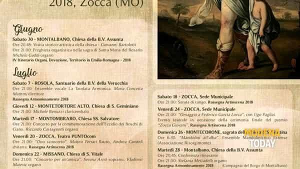 Zocca: musica per un restauro