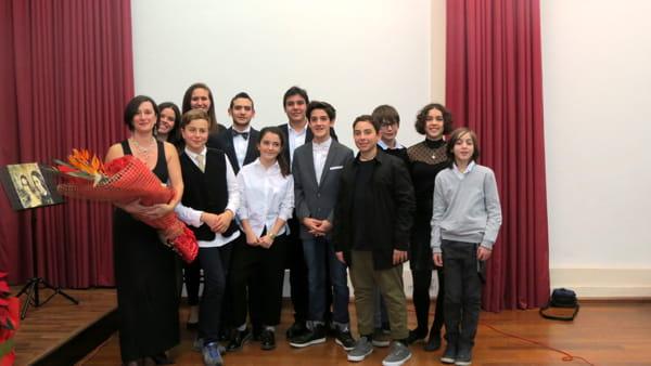 Musica classica, nini stagione concertistica al Club La Meridiana