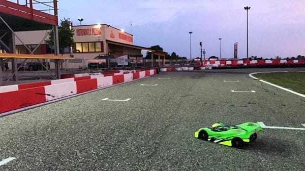 RC Extrema, prima prova del campionato per minicar