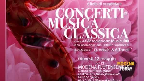 Modena, concerti di musica classica in pasticceria
