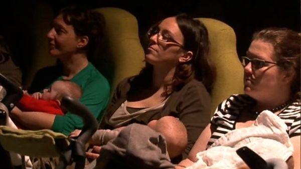 Torna a Modena il Cinemamme. In sala ogni mercoledì con i neonati