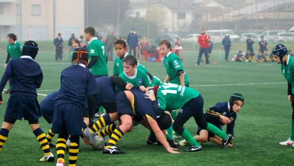 Torna l'Under 18 nel week end del Modena Junior Rugby