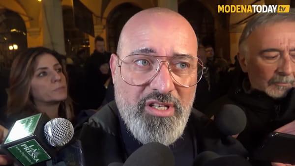 """Bonaccini ringrazia gli elettori da piazza Grande: """"Abbiamo vinto perché abbiamo saputo ascoltare"""""""