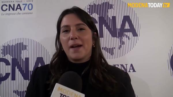 """Gala di fine anno CNA. Medici: """"Puntiamo a nuove opportunità per le giovani imprese"""""""