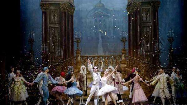 """""""La Bella Addormentata"""" con il Balletto di Mosca allo Storchi"""