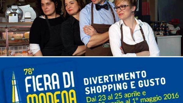Fiera, alla Bottega di Orlando showcooking di Daniele Reponi