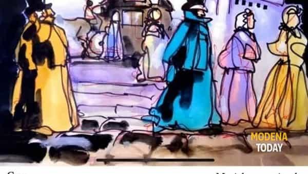 """Lo spettacolo teatrale """"Gogol' Unplugged"""" al Teatro Nero"""