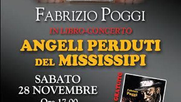 A Sassuolo Fabrizio Poggi, il più importante bluesman italiano in America
