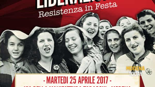 """Il 25 Aprile """"Pranzo della Liberazione"""" alla Manifattura Tabacchi"""