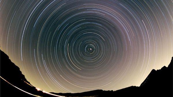"""Fotografare le stelle ai mercoledì di """"Oltre l'immagine"""""""
