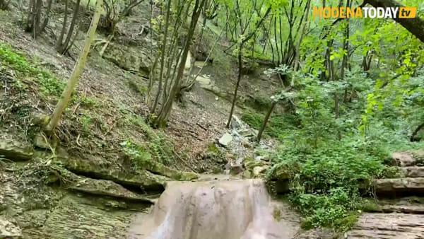 IL VIDEO - La leggenda delle cascate del Bucamante