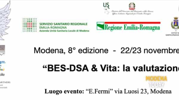 """""""BES-DSA & Vita: la valutazione"""", 8° Convegno sui Disturbi dell'Apprendimento"""