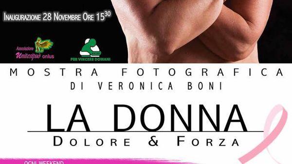 """""""La donna, dolore & forza"""", mostra di Veronica Boni a Sassuolo"""