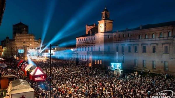 I big della scena musicale estiva sul palco del Radio Bruno Estate a Carpi