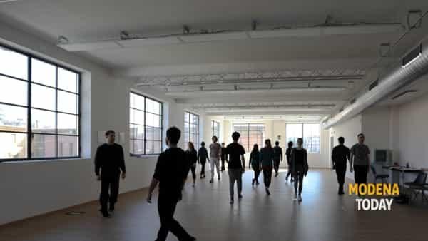 Open day della scuola di teatro Iolanda Gazzerro di Ert