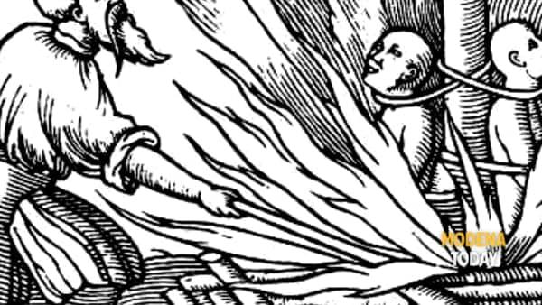 Modena Bai Nait presenta Eccellentissima Strega, un tuffo nella Modena medievale